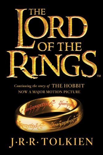 Lord of the Rings   2012 edition cover