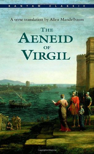 Aeneid of Virgil   1971 (Reprint) 9780553210415 Front Cover
