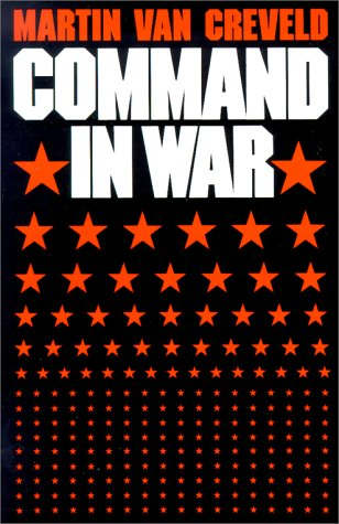 Command in War   1985 edition cover