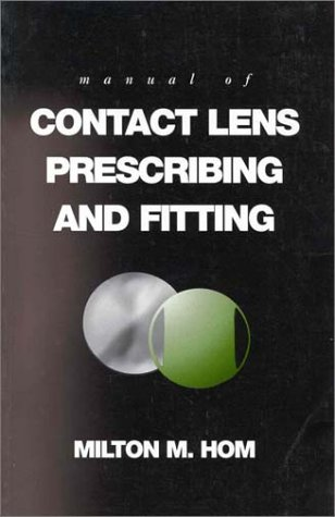Contact Lens Prescribing and Fitting  1997 9780750697415 Front Cover