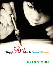 Bringing Art into the Elementary Classroom   2001 edition cover