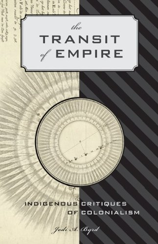Transit of Empire Indigenous Critiques of Colonialism  2011 edition cover