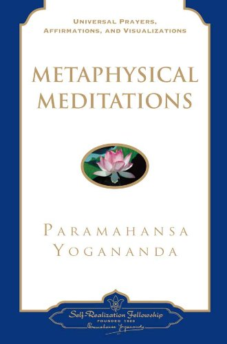Metaphysical Meditations 1st 9780876120415 Front Cover