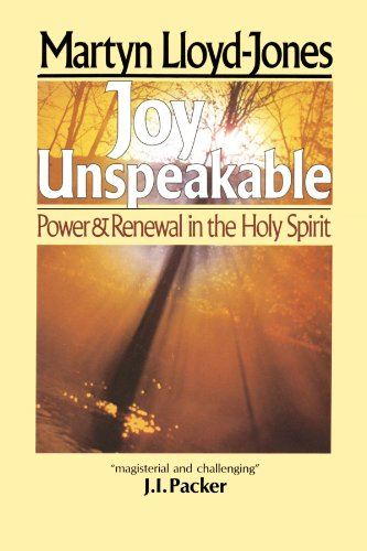 Joy Unspeakable Power and Renewal in the Holy Spirit N/A 9780877884415 Front Cover