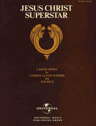 Jesus Christ Superstar A Rock Opera  1999 edition cover