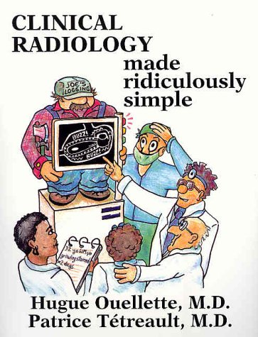 Clinical Radiology Made Ridiculously Simple 1st 1999 edition cover
