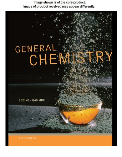 General Chemistry  10th 2013 edition cover