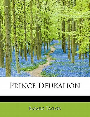 Prince Deukalion N/A 9781113873415 Front Cover