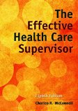 Effective Health Care Supervisor  8th 2015 edition cover