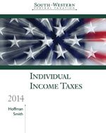 South-Western Federal Taxation 2014: Individual Income Taxes 37th 2013 edition cover