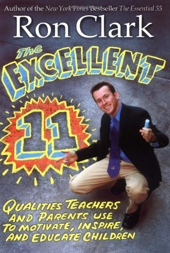 Excellent 11 Qualities Teachers and Parents Use to Motivate, Inspire, and Educate Children  2004 edition cover