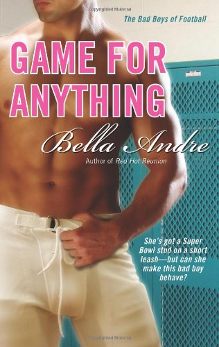 Game for Anything   2008 9781416558415 Front Cover