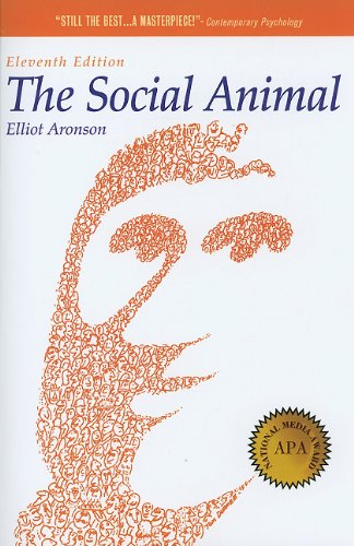 Social Animal  11th 2012 (Revised) 9781429233415 Front Cover