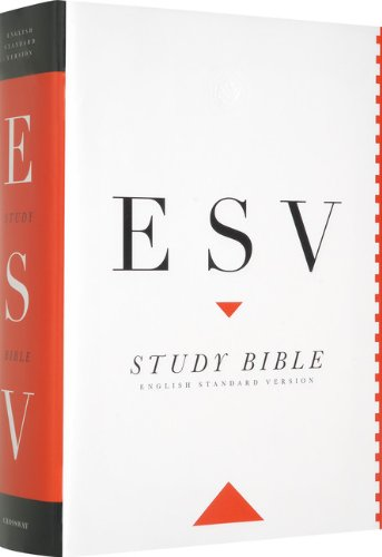 ESV Study Bible   2008 edition cover