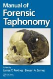 Manual of Forensic Taphonomy   2013 edition cover
