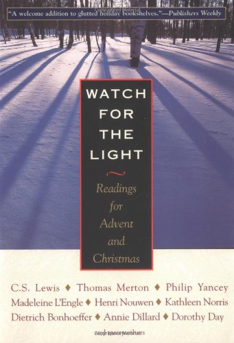 Watch for the Light Readings for Advent and Christmas  2004 edition cover