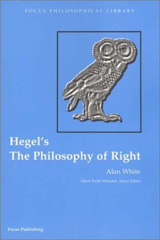 Philosophy of Right   2002 edition cover