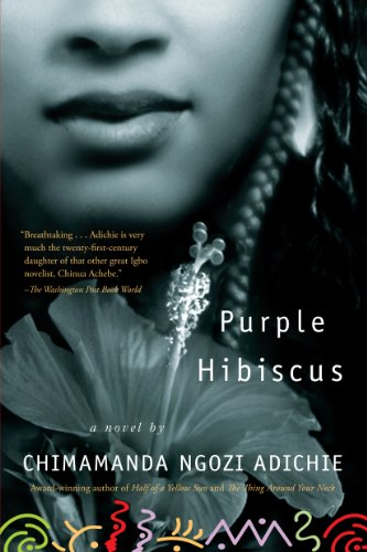 Purple Hibiscus  N/A 9781616202415 Front Cover