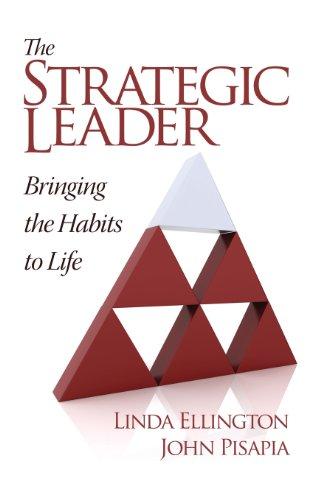 Strategic Leadership: Bringing the Habits to Life  2013 edition cover