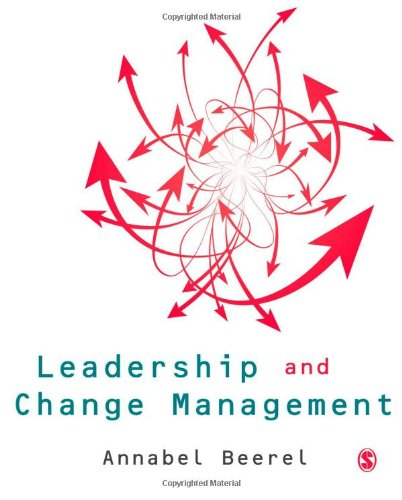 Leadership and Change Management   2009 edition cover