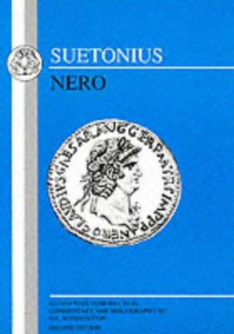 Suetonius Nero 2nd 1999 (Revised) edition cover