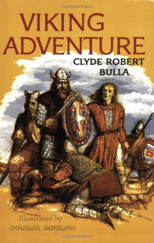 VIKING ADVENTURE 1st edition cover