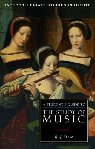 Student's Guide to Music History  N/A edition cover