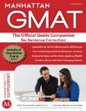 Official Guide Companion for Sentence Correction  13th (Revised) 9781937707415 Front Cover