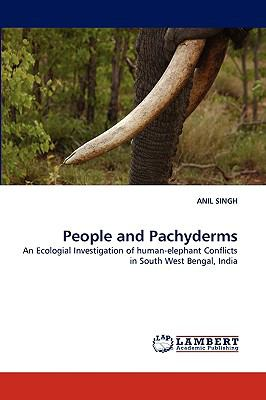 People and Pachyderms N/A 9783838383415 Front Cover
