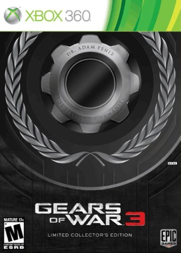 Gears of War 3 Limited Edition - Xbox 360 (Limited Edition) Xbox 360 artwork