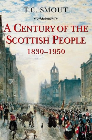 Century of the Scottish People, 1830-1950   1997 edition cover