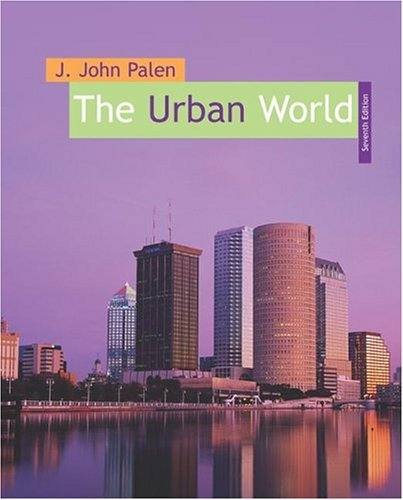 Urban World  7th 2005 (Revised) edition cover