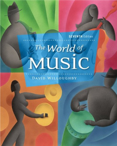 World of Music  7th 2010 edition cover