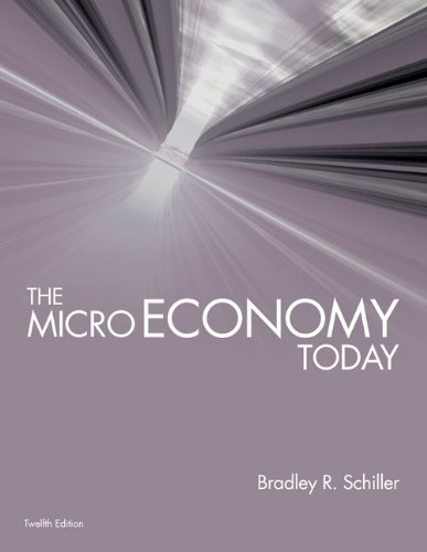 Micro Economy Today  12th 2010 edition cover