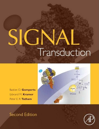 Signal Transduction  2nd 2009 edition cover