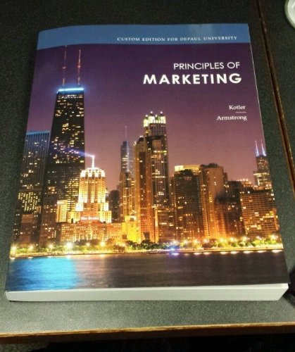 Principles of Marketing Plus MyMarketingLab with Pearson EText -- Access Card Package  15th 2014 edition cover