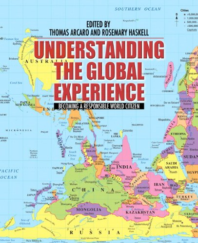Understanding the Global Experience Becoming a Responsible World Citizen  2010 edition cover