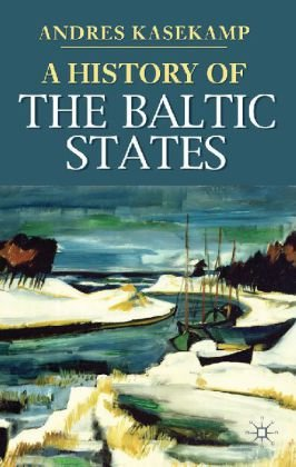 History of the Baltic States   2010 edition cover