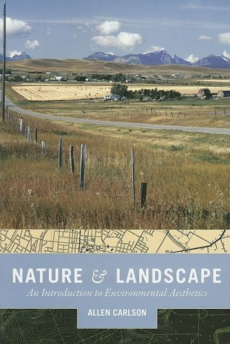 Nature and Landscape An Introduction to Environmental Aesthetics  2009 9780231140416 Front Cover