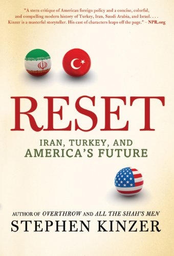 Reset Iran, Turkey, and America's Future N/A edition cover
