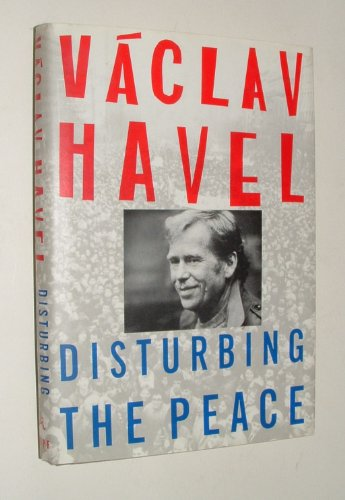 Disturbing the Peace A Conversation with Karel Huizdala  1990 edition cover