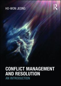 Conflict Management and Resolution An Introduction  2010 edition cover