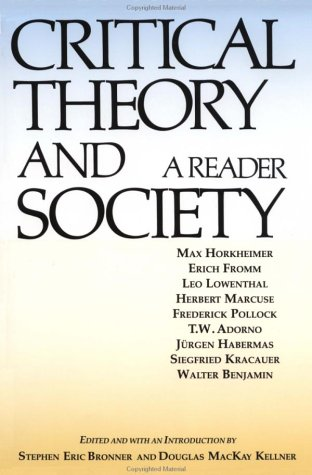 Critical Theory and Society A Reader  1990 edition cover