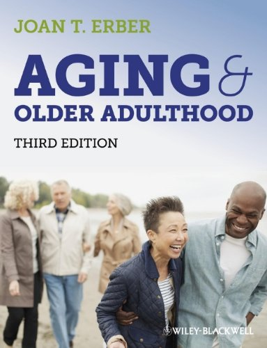 Aging and Older Adulthood  3rd 2013 edition cover