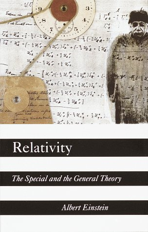 Relativity The Special and General Theory  1961 edition cover
