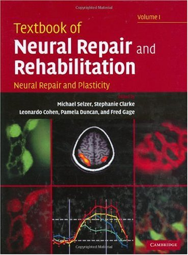 Textbook of Neural Repair and Rehabilitation Neural Repair and Plasticity  2005 9780521856416 Front Cover