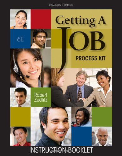 Getting a Job Process  6th 2011 9780538450416 Front Cover