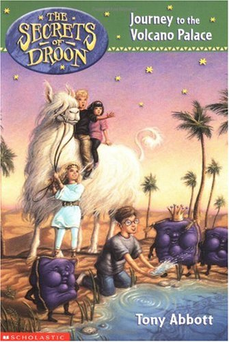 Journey to the Volcano Palace   1999 edition cover