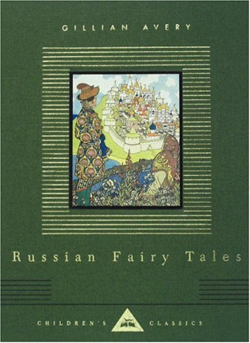 Russian Fairy Tales  N/A edition cover