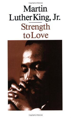 Strength to Love   1981 (Reprint) edition cover